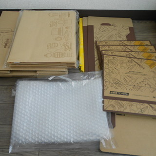 ■格安 ネットショップ用 梱包材セット 6種30枚セット …