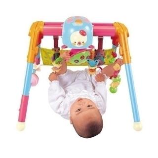 ■新うちの赤ちゃん世界一全身の知育メリー&ジム ベビー 赤ちゃん おもちゃ BABY ベイビー TOY トイ 乳児 ピープル People − 大阪府