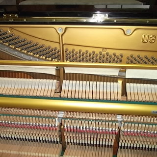 中古ピアノ     YAMAHA   U3-H