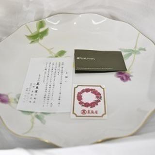 新品未使用♡♡♡♡香蘭社 ローズガーデン 大皿 28cm - 京都市