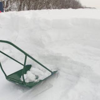 過疎地域での屋根の雪下ろしや除雪機での除雪作業は便利屋HOT伊藤まで - 深川市