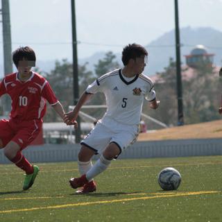 高校サッカー好きな方、やってる方!