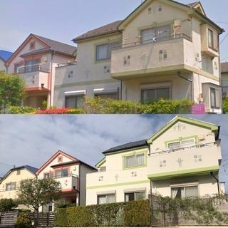👨👩👧👦安くお家の塗り替え👨👩👧👦