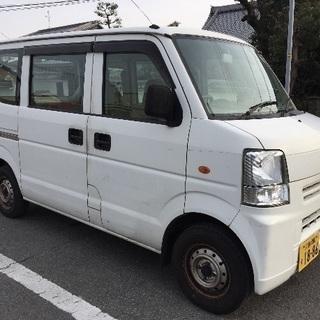 京都市より 全込み価格 21年式 スズキ エブリイバン 車検32年...