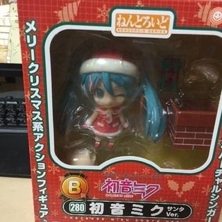 ねんどろいど  初音ミク  サンタVar.
