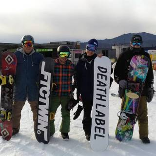 一緒に安く楽しくスノーボードに行きましょう!(愛知全域)