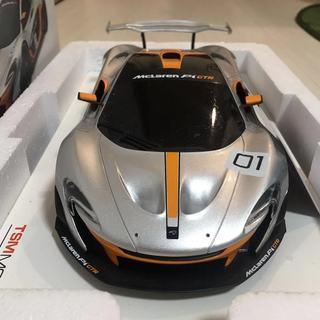 🉐TSM マクラーレンP1 GTR 1/18 コレクターカード付