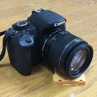 Canon 一眼レフカメラ Kiss X6i レンズキット