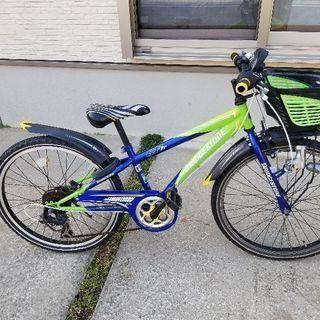キッズ自転車(24inch ブリジストン)売ります。取りに来てい...