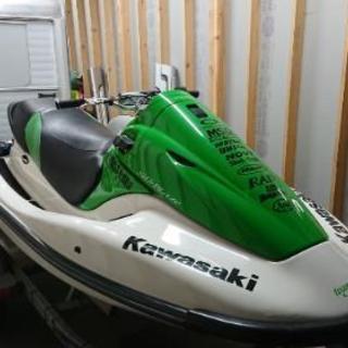 カワサキ STX1100 実働
