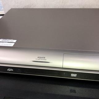 SHARP DVD/HDDレコーダー 250G