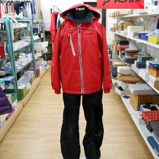 フェニックス スキーウェア 160㎝ 上下セット サイズ調節可能...
