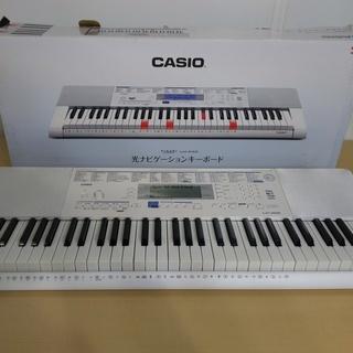 CASIO/カシオ 光ナビゲーションキーボード LK-222