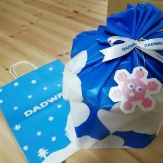 ダッドウェイ ショッパー プレゼント袋 エルゴ 抱っこ紐