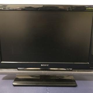 20型液晶テレビ ブラビアKDL-20J1