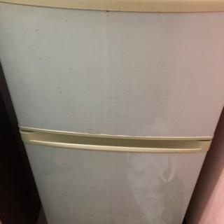 ナショナル冷蔵庫 NR-B8TA (2001年製) 容量78L 2ドア