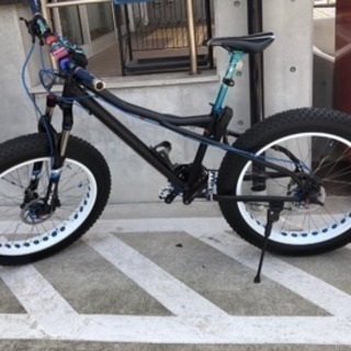 ファトバイク(Munchen Panther)