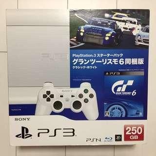 PlayStation3 スターターパック グランツーリスモ6同...