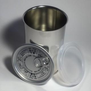 思い出、プレゼント 缶詰制作します