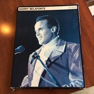 HARRY BELAFONTE ハリーベラフォンテ アナログレコ...