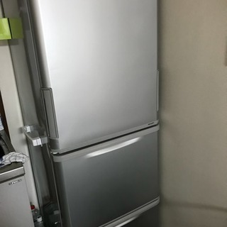 冷蔵庫 シャープ SJ-WA35B-S