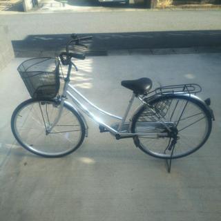 自転車を譲ります