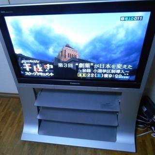 テクニクス VIERA TH-37PX600 + 設置台TY-S3...