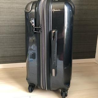 超軽量スーツケース ブラック