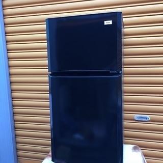 交渉可 一人暮らしに最適 2ドア冷蔵庫 106L ハイアール J...