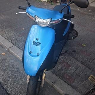 【中古】スズキ ZZ 50cc(キック始動) 3ヶ月保障