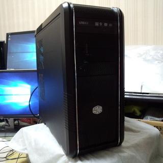 自作デスクトップパソコン i7-920 メモリ12GB SSD1...