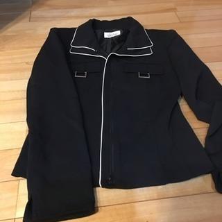 黒ジャケット サイズ38