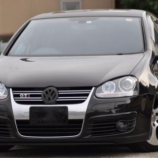 VW・ゴルフⅤ GTI/6速DSGパドル&SR付き!!R32風マ...