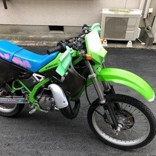 KDX125 不動車