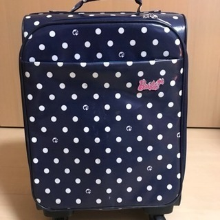 Barbie キャリーバック スーツケース 機内持込可能
