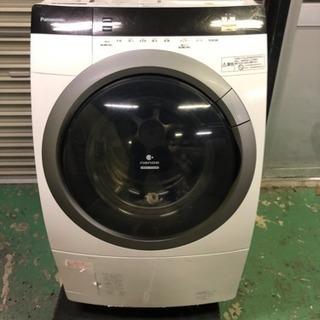 最終値下げ 2009年製 Panasonic ドラム式洗濯機 9kg