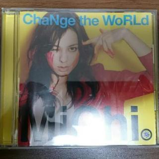 A0818/ChaNge the woRLd/MiChi/邦楽/CD