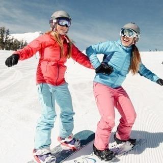 九重スキー場に一緒にスノボーしませんか?