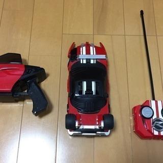 ラジコン 仮面ライダードライブ