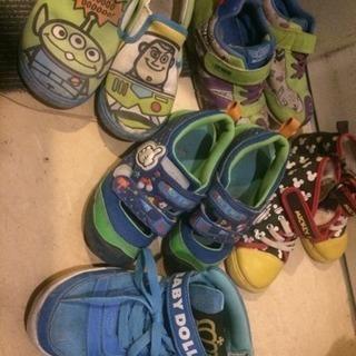キッズ靴や子供服の新品中古⭐️物々...