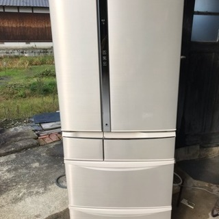 ★Panasonic★超美品★大型冷蔵庫6ドア★501L★稼働品...