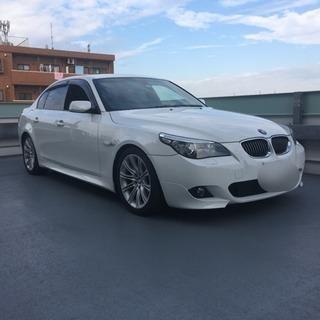 BMW5Mスポーツ(綺麗なので是非見に来て下さい)