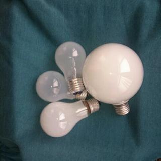 電球4個と蛍光灯6本セット💡