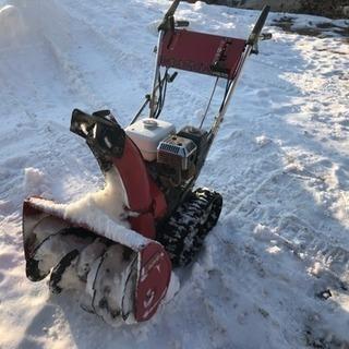 除雪機  ホンダHS55