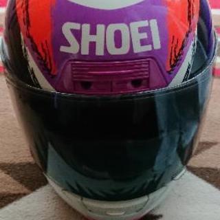 バイクヘルメットSHOEI