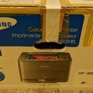 Samsung CLP325 カラーレーザープリンタ