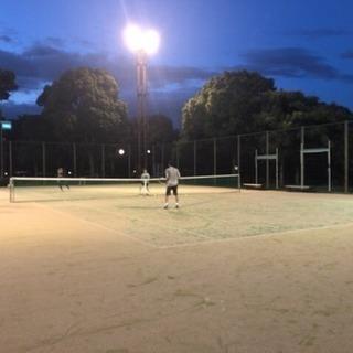 社会人硬式テニスサークルメンバー募集! - スポーツ