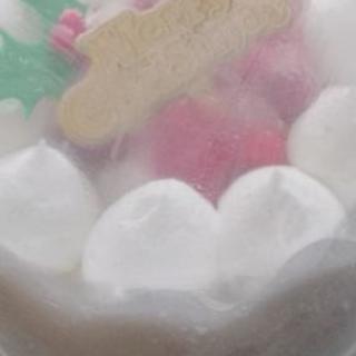 わんこ用 冷凍ホールケーキとディナーセット