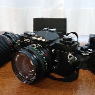 フィルムカメラ2台