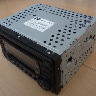 コペン(L880K型)純正CD/MD/チューナー
